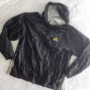 Vintage Adidas Jersey Lined Trac Jacket / Pullover
